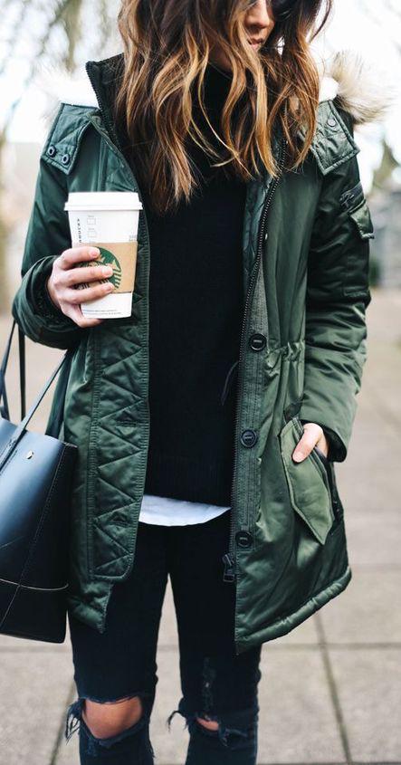 fall-fashion-military-green-jacket-1