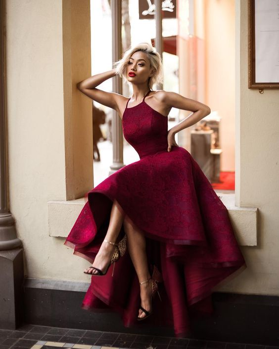 Red Celebrity Style Dresses: What To Wear This Christmas