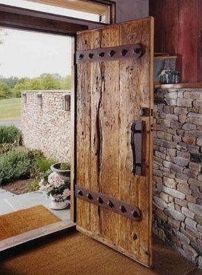 BARN DOORS 6
